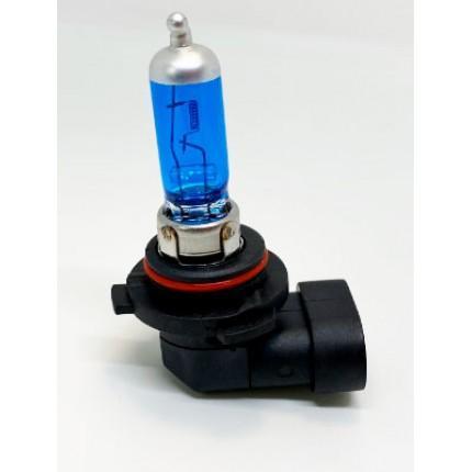 Галогенная лампа EA Light X 9006 12V 55W P22d SUPER WHITE