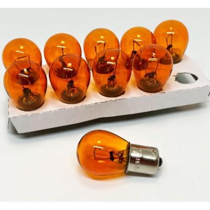 Галогенная лампа EA Light X PY21W S25 12V 21W BAU15S AMBER