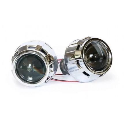 Комплект биксеноновых линз EA Light X G-5 2.5 Дюйма