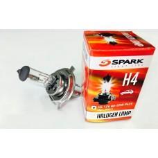 Галогенноя лампа SPARK H4 12V 55W