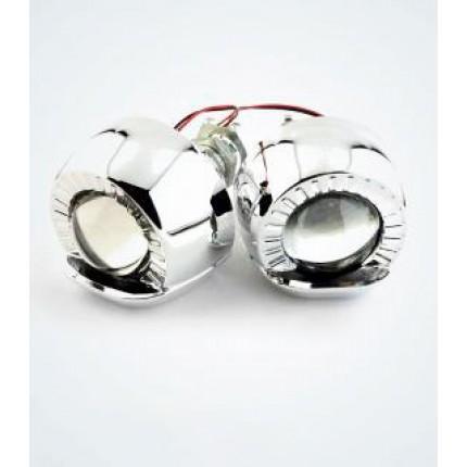 Биксеноновая линза Infolight Mini 1.8 дюйма