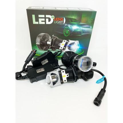 Светодиодная линза EA Light X H4 ближний/дальний 5200 Lm