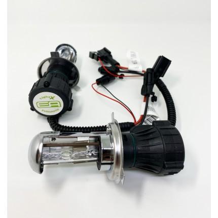 Лампа биксенон EA Light X H4 4300K 12V 35W (P43t)