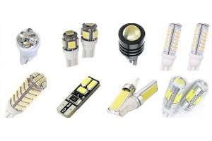 Светодиодные лампы для вашего автомобиля