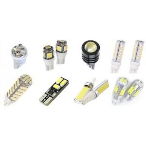 Светодиодные лампы для вашего автомобиля>