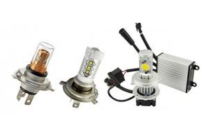 Светодиодные лампы для автомобиля: что и как