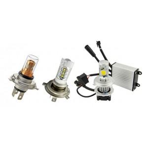 Светодиодные лампы для автомобиля: что и как>