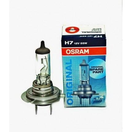 Галогенная лампа Osram H7 12V 55W ORIGINAL
