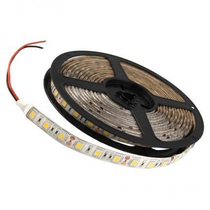 Светодиодная влагозащищенная лента SVS RGB 60 LED/1M , 5050 ,12v