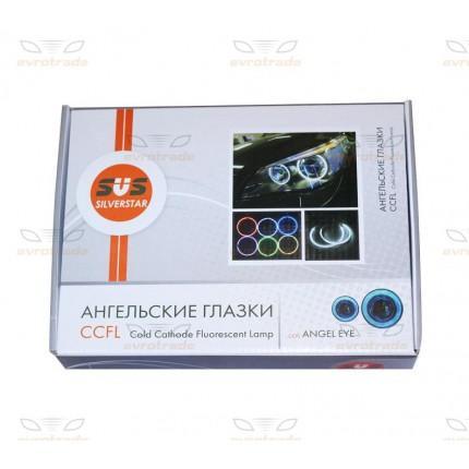 Ангельские глазки CCFL SVS BMW E46 Projector