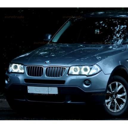 Ангельские глазки CCFL SVS BMW X3 (Е83)
