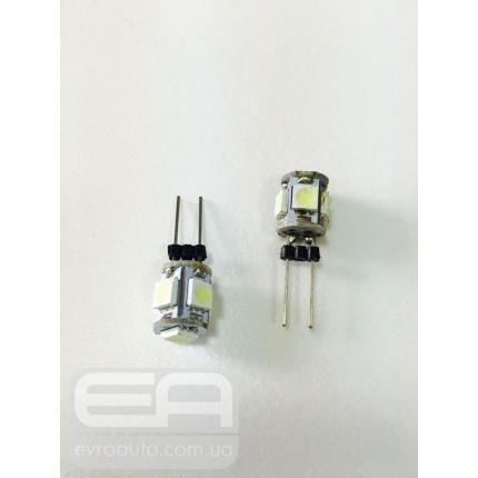 Светодиодная лампа G-4  5 SMD 5050