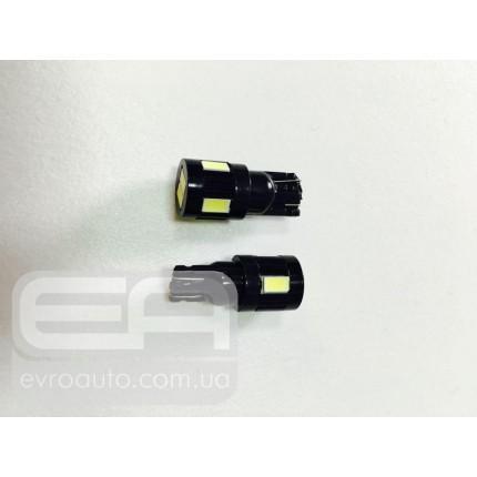 Светодиодная лампа T-10 6 SMD 5630