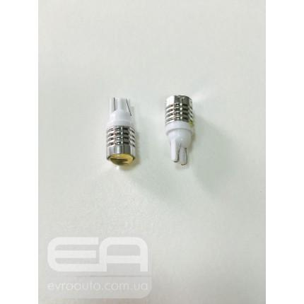 Светодиодная лампа T-10 HP 3w 3SMD 7014