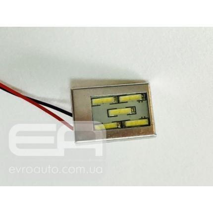 Светодиодная панель сверхъяркая DL 5SMD 7014