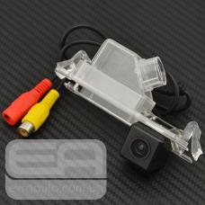 Штатная автомобильная камера заднего вида KIA Rio Hatchback, K2, Verna