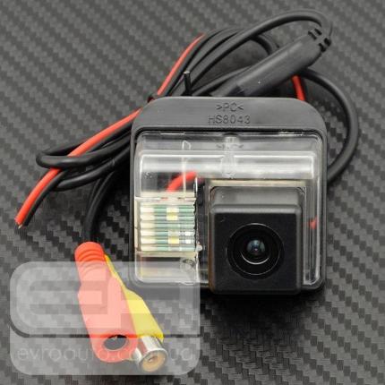 Штатная автомобильная камера заднего вида MAZDA 6, CX 5,7,9
