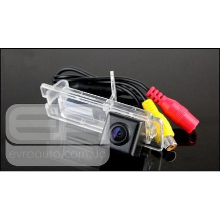 Штатная автомобильная камера заднего вида RENAULT Fluence, Latitude, Duster