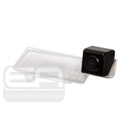 Штатная автомобильная камера заднего вида SKODA Superb, VOLKSWAGEN Passat B7, Lavida, Touareg imp.,