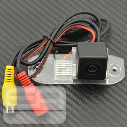 Штатная автомобильная камера заднего вида VOLVO S40, S80, XC90 2012г