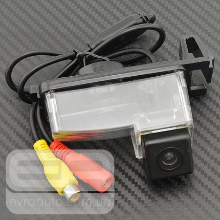 Штатная автомобильная камера заднего вида NISSAN TIIDA, LIVINA, Geniss, GT-R,