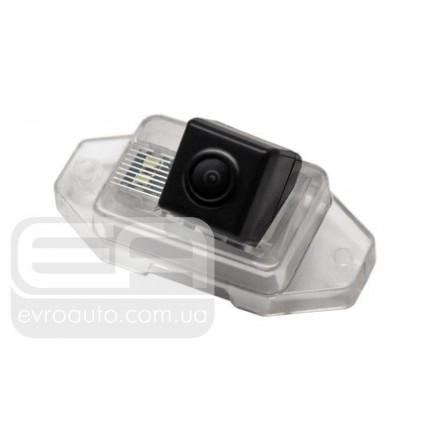 Штатная автомобильная камера заднего вида TOYOTA PRADO 120 Восточн.Европа, запас.колесо