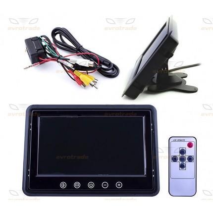 Монитор для авто SVS SA7007