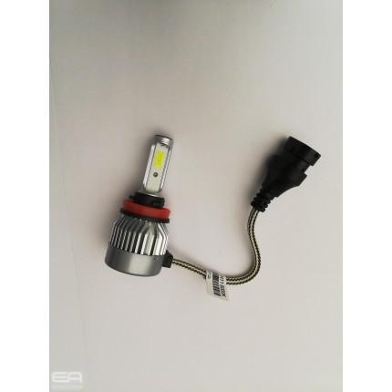 Комплект LED ламп EA Light X C9 H-27 5000K 3200Lm