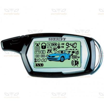Автосигнализация с обратной связью Sheriff ZX-1090