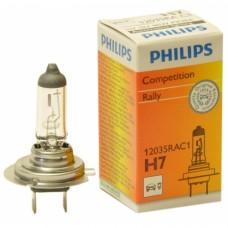 Галогенная лампа Philips H7 12V 55W HALOGEN +30