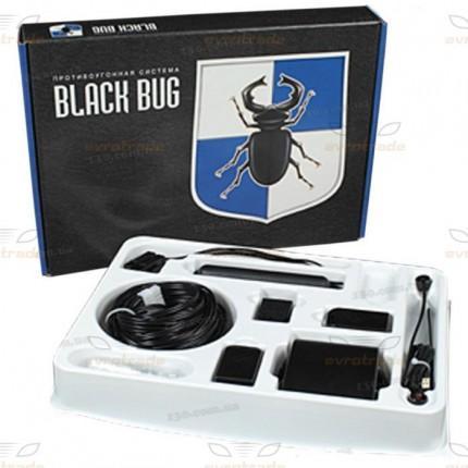 Иммобилайзер Black Bug Plus BT-72W