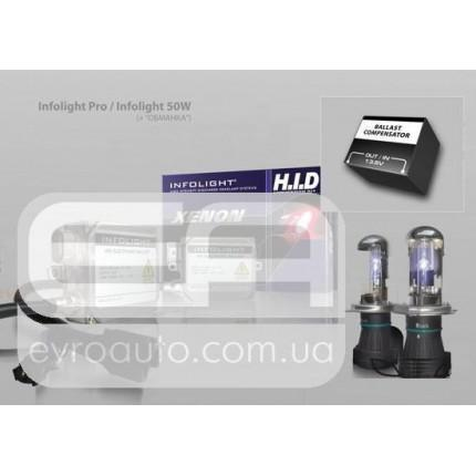 Комплект биксенона Infolight Pro & Infolight 50W