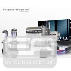 Комплект биксенона Infolight Pro & Infolight 50W с обманкой