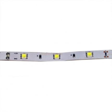 Светодиодная влагозащищенная лента SVS 5050, 15LED,12V, 25 см
