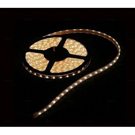 Светодиодная влагозащищенная лента SVS 60 LED 3528-SMD желтая