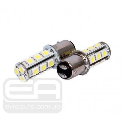 Светодиодная лампа двухконтактная SVS 1157-18SMD-5050