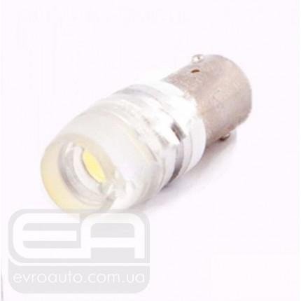 Светодиодная лампа линзованная SVS BA9S 1SMD 12V 1W