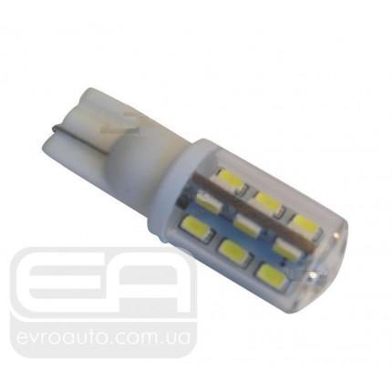 Светодиодная лампа SVS Т-10  24 SMD