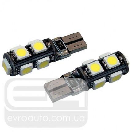 Светодиодная лампа SVS W5W 9SMD