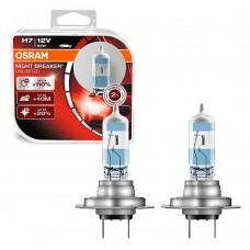 Комплект галогенных ламп OSRAM Night Breaker H7 +110% 12V 55W