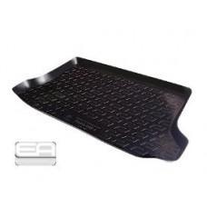 Коврик в багажник резино-пластиковый Kia Ceed hb (06)
