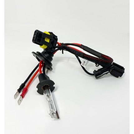 Лампа ксенон EA Light X H3 6000K 12V 35W (PK22s)
