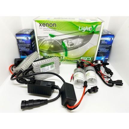 Комплект ксенона EA Light X 35W H7 6000K с обманкой