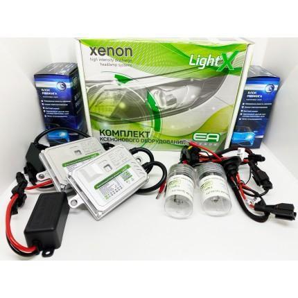 Комплект ксенона EA Light X 24V 35W HB3 4300K