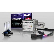 Комплект ксенона Infolight 12V 35W c модулем обманки