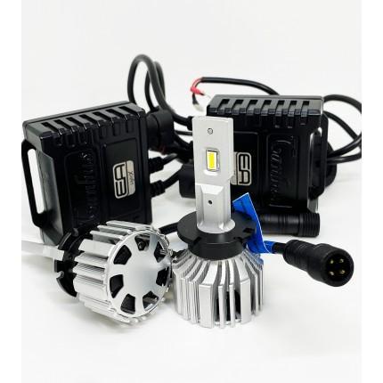 Комплект LED ламп Yeaky 5S D2S 8000 Lm 6000 K canbus