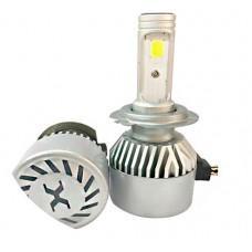 Комплект LED ламп EA Light X C9-X H4 H/L 5000K 3800Lm