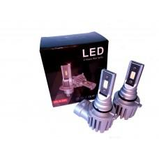 Комплект LED ламп EA Light X E1 H1 9V-32V 3600Lm