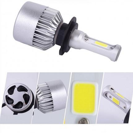 Комплект LED ламп EA Light X C6 H7 Hi/Low 6000K 3800Lm