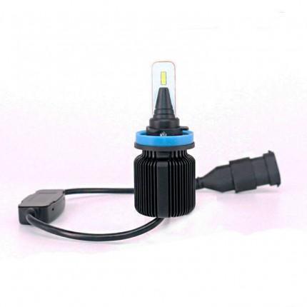 Комплект LED ламп EA Light X M1 H11 5000K 4500Lm CSP